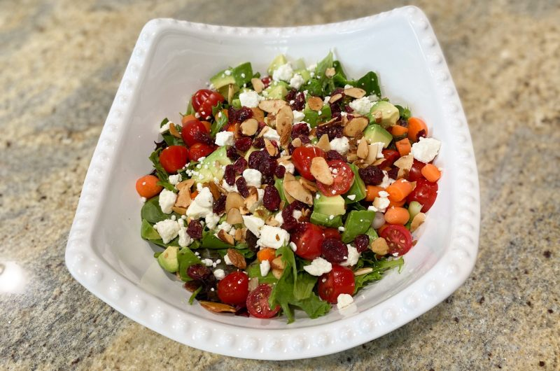 Classic Family Side Salad
