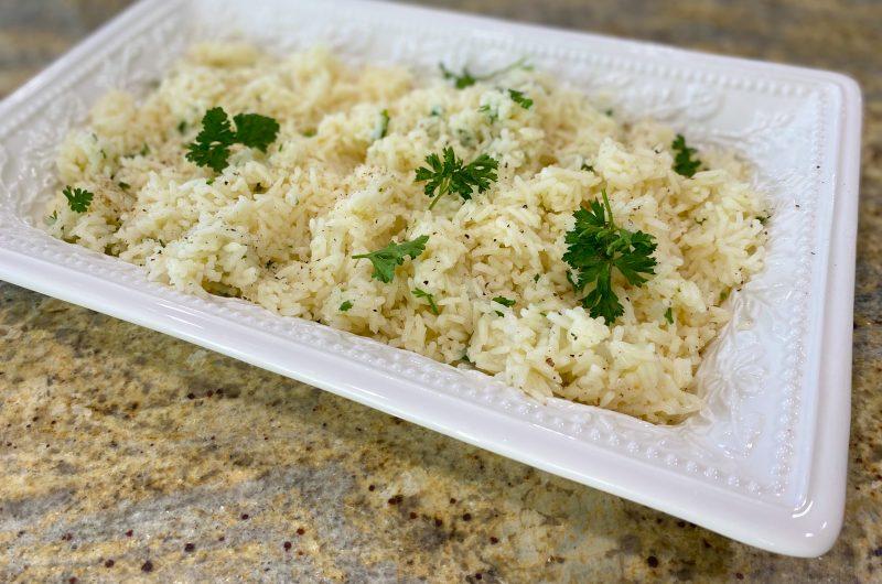 Seasoned White Rice