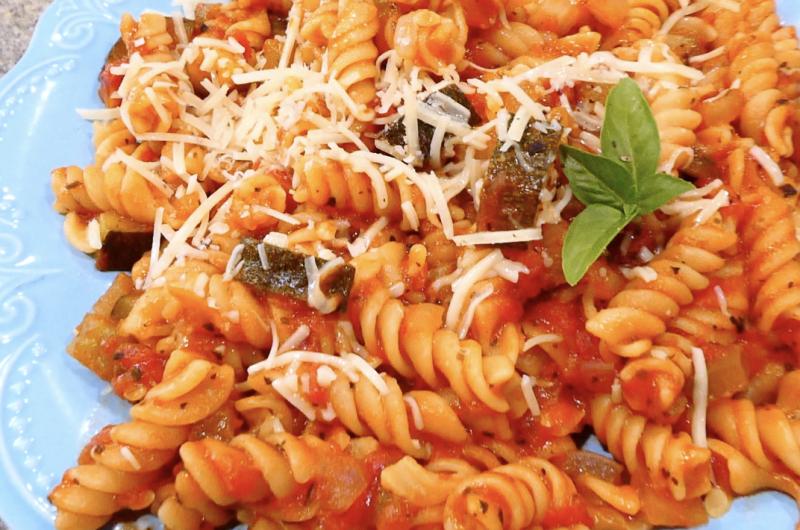 Veggie Packed Pasta